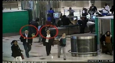 Dubai CCTV Australia expels Israeli diplomat