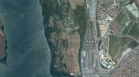 Halkali Terrorist attack in Istanbul