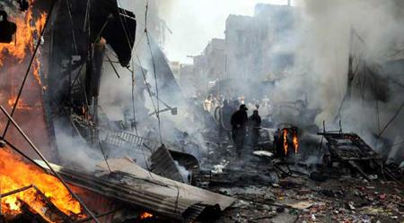 1676391 Shia Muslims targeted in Pakistan