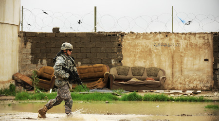 Iraq US combat forces to leave Iraq