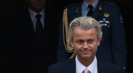 Wilders2 Anti Muslim party to be key player in new Dutch government