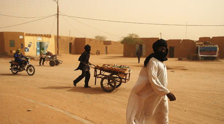 Niger French workers abducted in Niger