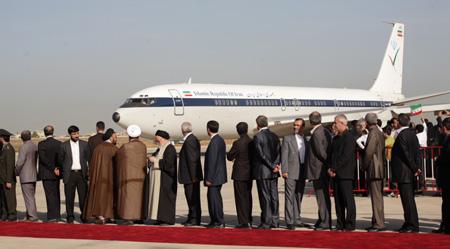 Ahmadinejad in Lebanon Tensions in Lebanon on Ahmadinejad visit