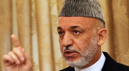 Karzai Karzai admits Iranian funding
