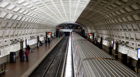 Subway Man arrested over DC Metro plot