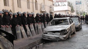 Alexandria1 300x166 Bomb Blast Kills 21 at Coptic Church New Years service in Alexandria, Egypt