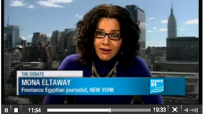 monaeltahawy IM 300x166 Mona Eltahawy on France 24 show Washington and the Arab world