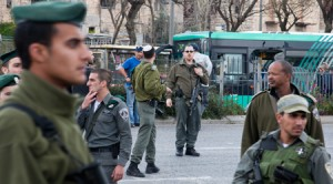 Jerusalem blast 300x166 MEDIA ALERT: Bomb Blast in Jerusalem amid Rising Violence between Hamas and Israel