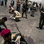 Yemen suicide bombing kills at least 90, injures hundreds