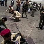 Yemen suicide bombing kills at least 90, injures hundreds