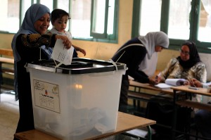 1231317 300x199 MEDIA ALERT: Egyptians vote in presidential election
